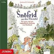 Cover-Bild zu Schmachtl, Andreas H.: Snöfrid aus dem Wiesental 01. Die ganz und gar unglaubliche Rettung aus Nordland