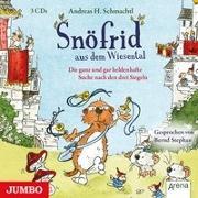 Cover-Bild zu Schmachtl, Andreas H.: Snöfrid aus dem Wiesental 04. Die ganz und gar heldenhafte Suche nach den drei Siegeln