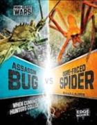 Cover-Bild zu Assassin Bug vs Ogre-Faced Spider von Klepeis, Alicia Z.