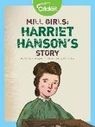 Cover-Bild zu Mill Girls: Harriet Hanson's Story (eBook) von Klepeis, Alicia Z.