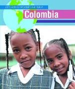Cover-Bild zu Colombia von Klepeis, Alicia Z.