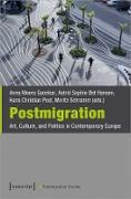 Cover-Bild zu Postmigration (eBook) von Gaonkar, Anna Meera (Hrsg.)