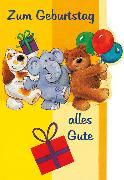 Cover-Bild zu DK Geburtstag Kind 51-13670