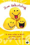 Cover-Bild zu DK Geburtstag Smiley 51-05710