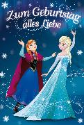 Cover-Bild zu DK Geburtstag Disney Frozen 51-0816