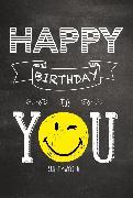 Cover-Bild zu DK Geburtstag Smiley 51-0776