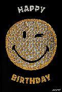 Cover-Bild zu DK Geburtstag Smiley 51-0836