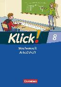 Cover-Bild zu Klick! Mathematik - Mittel-/Oberstufe, Alle Bundesländer, 8. Schuljahr, Arbeitsheft von Friedemann-Zemkalis, Enno