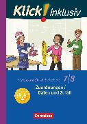 Cover-Bild zu Klick! inklusiv, Mathematik, 7./8. Schuljahr, Zuordnungen / Daten und Zufall, Arbeitsheft 4 von Jenert, Elisabeth