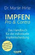 Cover-Bild zu Impfen Pro & Contra von Hirte, Martin