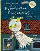 Cover-Bild zu Nöstlinger, Christine: Die Sache mit dem Gruselwusel (Buch+CD)