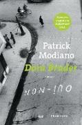 Cover-Bild zu Modiano, Patrick: Dora Bruder (eBook)