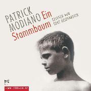 Cover-Bild zu Modiano, Patrick: Ein Stammbaum (Audio Download)