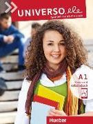 Cover-Bild zu Universo.ele A1. Kursbuch + Arbeitsbuch + MP3-Download von Guerrero García, Encarnación