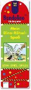 Cover-Bild zu Bandolino / Mein Dino-Rätsel-Spaß von Barnhusen, Friederike