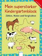 Cover-Bild zu Zählen, Malen und Vergleichen von Barnhusen, Friederike