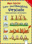 Cover-Bild zu Schwungübungen und Suchspiele von Barnhusen, Friederike