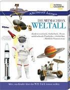 Cover-Bild zu Die Mitmachbox Weltall - Abenteuer Lernen