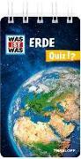 Cover-Bild zu WAS IST WAS Quiz Erde von Marti, Tatjana