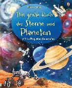Cover-Bild zu Das große Buch der Sterne und Planeten von Bone, Emily