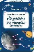 Cover-Bild zu Natur-Entdecker-Karten: Sternbilder und Planeten beobachten von Clarke, Phillip