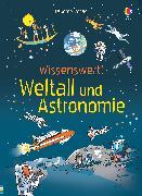 Cover-Bild zu Wissenswert! Weltall und Astronomie von Stowell, Louie