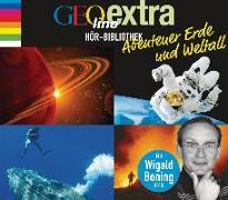 Cover-Bild zu GEOlino extra Hör-Bibliothek - Abenteuer Erde und Weltall von Nusch, Martin