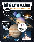 Cover-Bild zu Carlsen Clever: Weltraum von Frauhammer, Assata