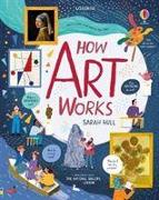 Cover-Bild zu How Art Works von Hull, Sarah