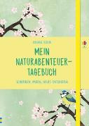Cover-Bild zu Mein Naturabenteuer-Tagebuch von Hull, Sarah