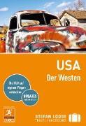Cover-Bild zu Stefan Loose Reiseführer USA, Der Westen (eBook) von Keeling, Stephen