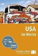 Cover-Bild zu USA Der Westen von Edwards, Nick