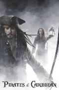 Cover-Bild zu Design, Dekateam: Pirates of the Caribbean: Organize Notes, Ideas, Follow Up, Project Management, 6 X 9 (15.24 X 22.86 CM) - 110 Pages - Durable Soft Cover - Line