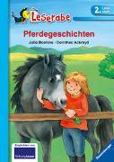 Cover-Bild zu Pferdegeschichten - Leserabe 2. Klasse - Erstlesebuch für Kinder ab 7 Jahren von Boehme, Julia