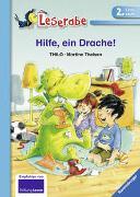 Cover-Bild zu Hilfe, ein Drache! - Leserabe 2. Klasse - Erstlesebuch für Kinder ab 7 Jahren von Thilo