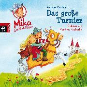 Cover-Bild zu Mika der Wikinger - Das große Turnier (Audio Download) von Bertram, Rüdiger