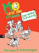 Cover-Bild zu Mo und die Krümel - Der erste Schultag (eBook) von Bertram, Rüdiger