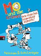 Cover-Bild zu Mo und die Krümel - Wo steckt Hamster Albert? (eBook) von Bertram, Rüdiger
