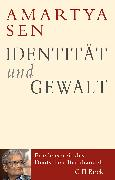 Cover-Bild zu Identität und Gewalt von Sen, Amartya