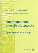 Cover-Bild zu Kommentar zum Umweltschutzgesetz von Griffel, Alain