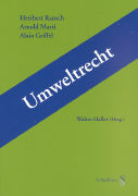Cover-Bild zu Umweltrecht von Rausch, Heribert