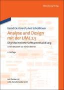 Cover-Bild zu Analyse und Design mit der UML 2.5 von Oestereich, Bernd