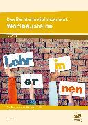 Cover-Bild zu Das Rechtschreibfundament: Wortbausteine von Livonius, Uta