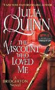 Cover-Bild zu Quinn, Julia: Viscount Who Loved Me With 2nd Epilogue (eBook)