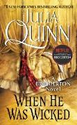 Cover-Bild zu Quinn, Julia: When He Was Wicked With 2nd Epilogue (eBook)