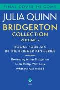 Cover-Bild zu Quinn, Julia: Bridgerton Collection Volume 2 (eBook)