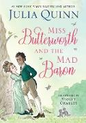 Cover-Bild zu Quinn, Julia: Miss Butterworth and the Mad Baron