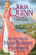 Cover-Bild zu Quinn, Julia: Girl With The Make-Believe Husband (eBook)
