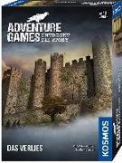 Cover-Bild zu Adventure Games - Das Verlies