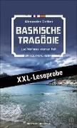 Cover-Bild zu XXL-LESEPROBE Baskische Tragödie (eBook) von Oetker, Alexander